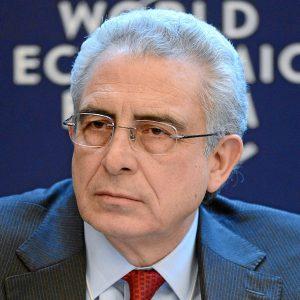 Political Speaker Ernesto Zedillo