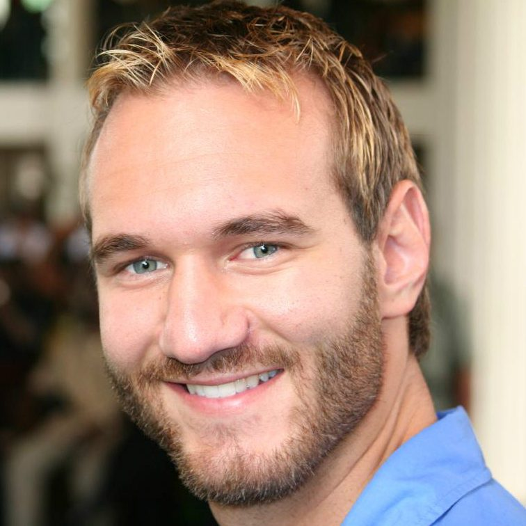 Motivational Speaker Nick Vujicic