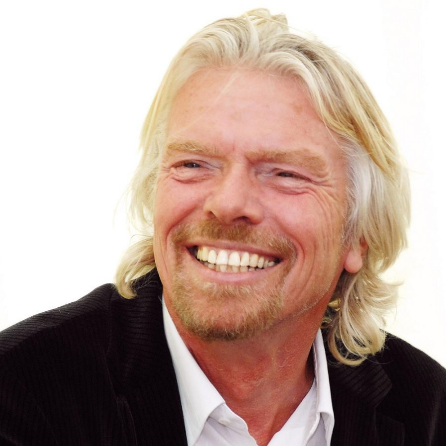 Business Speaker Richard Branson