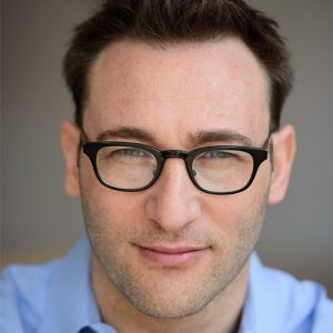 Leadership Speaker Simon Sinek