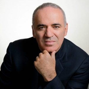 Sports Speaker Garry Kasparov