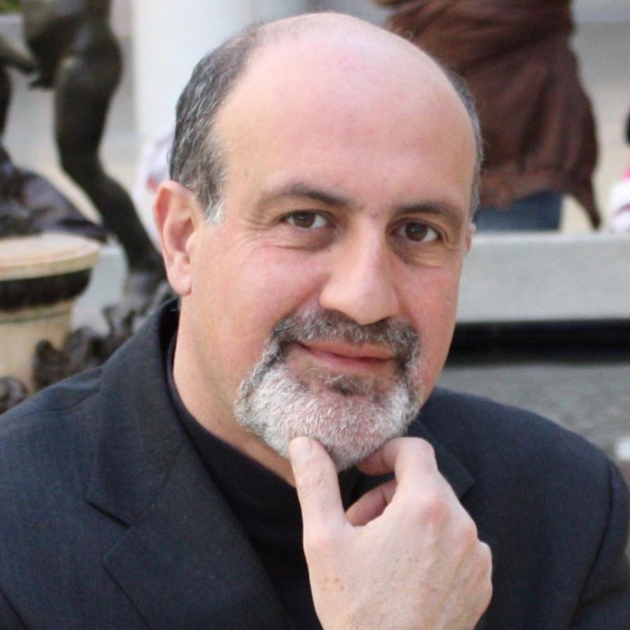 Black Swan Speaker Nassim Taleb