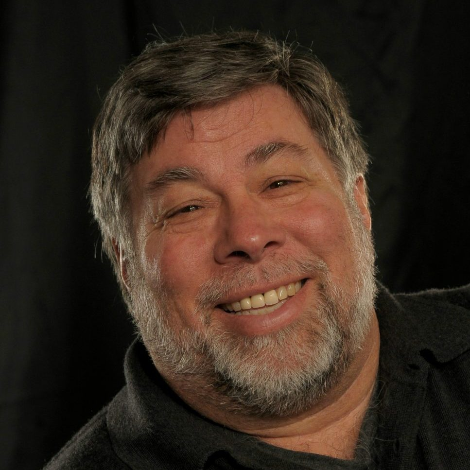Technology Speaker Steve Wozniak