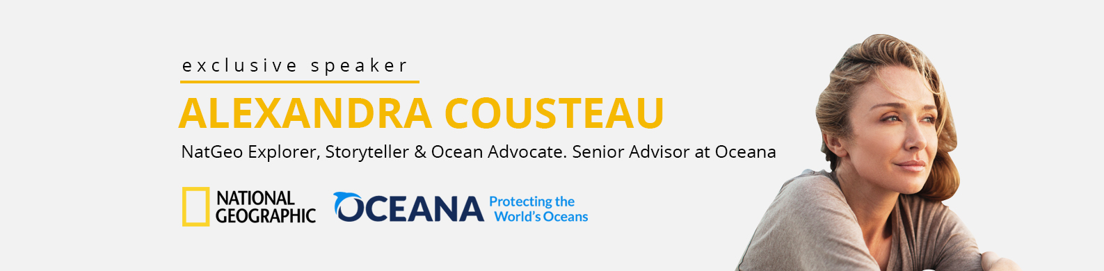 alexandra cousteau banner