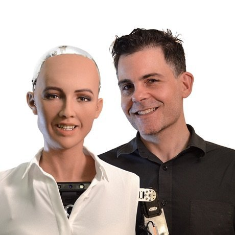 AI Speaker Dr David Hanson