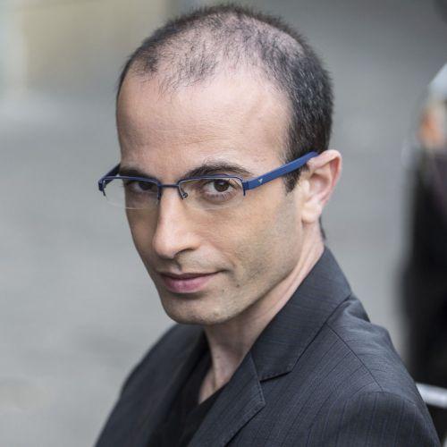Sapiens Speaker Yuval Noah Harari