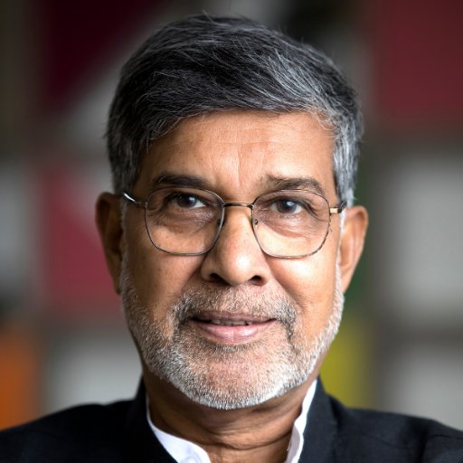 Human Rights Speaker Kailash Satyarthi