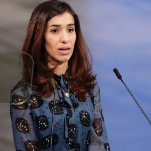 Human Rights Speaker Nadia Murad