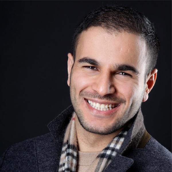 Social Media Speaker Hashem Al-Ghaili