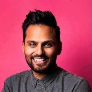 Motivational Speaker Jay Shetty