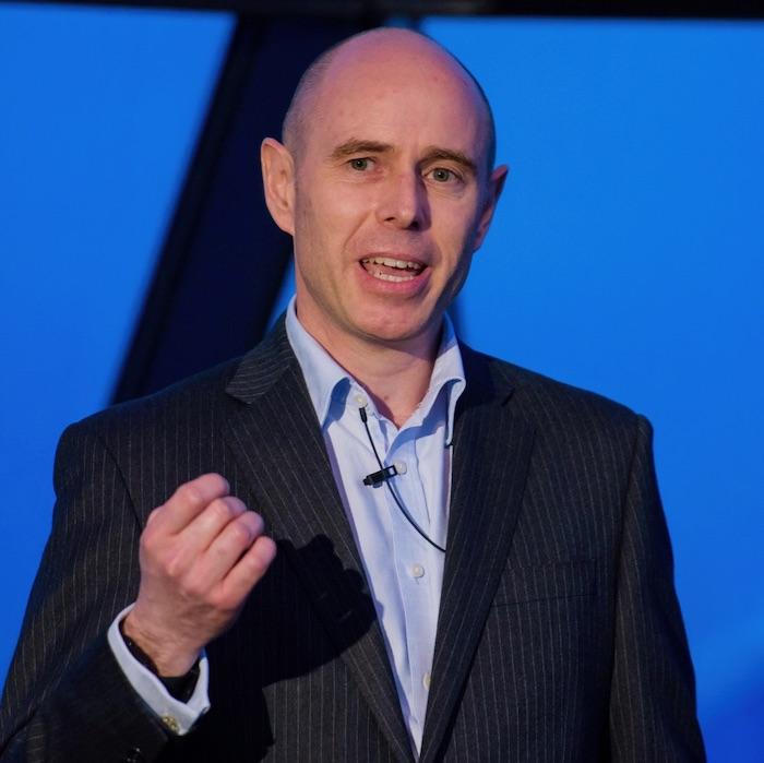 Motivational Speaker Neil Martin