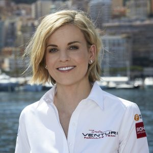 Motivational Speaker Susie Wolff