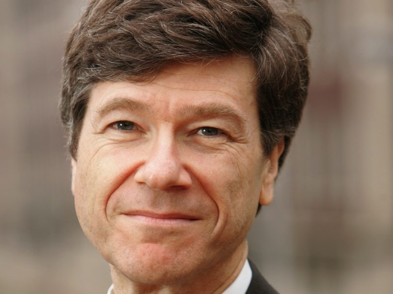 Interview with Jeffrey Sachs