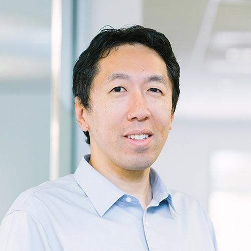 AI Speaker Andrew Ng