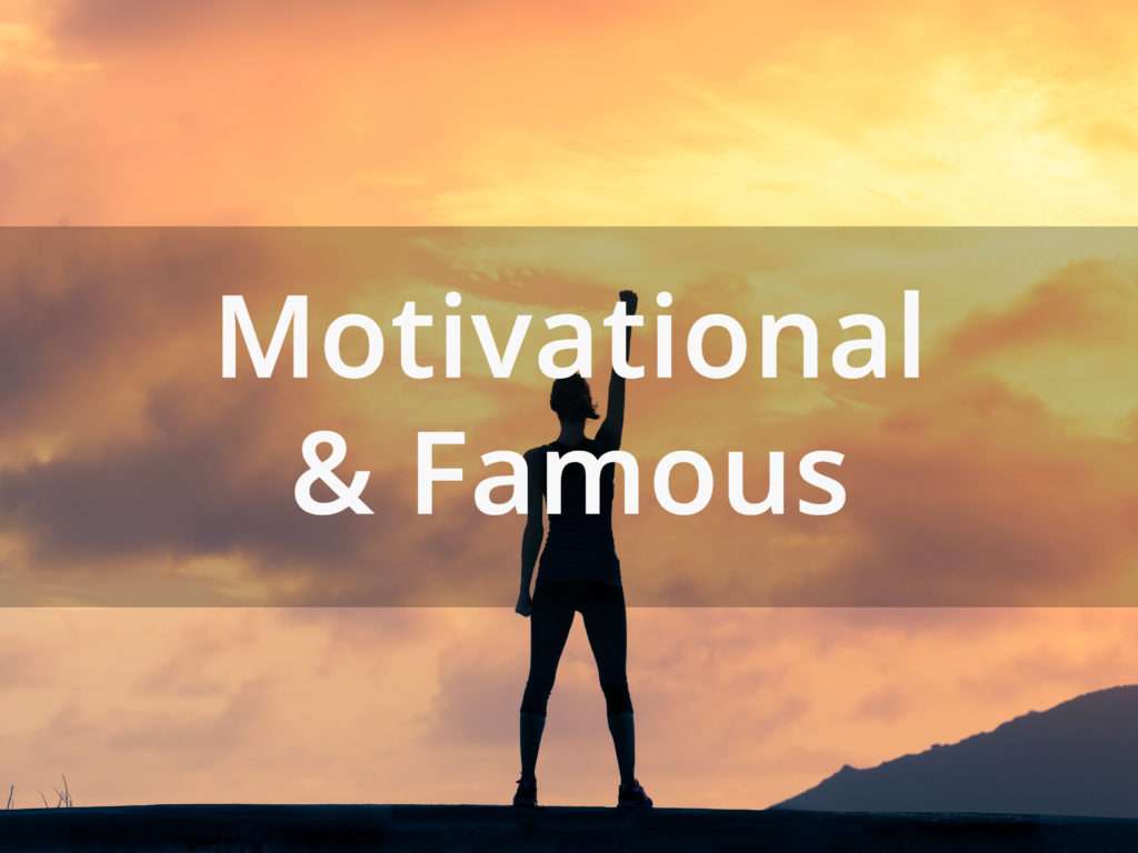 Motivational and Famous Speakers