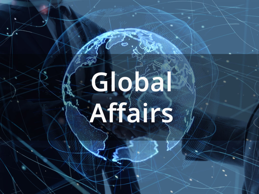 Global Affairs Speakers