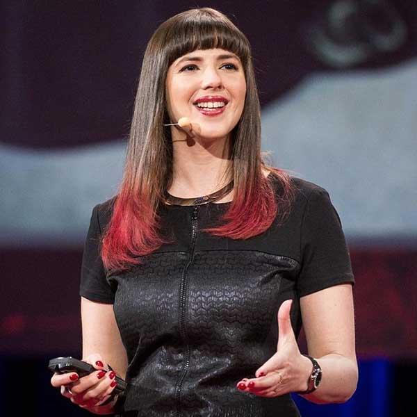 Cybersecurity Speaker Keren Elazari