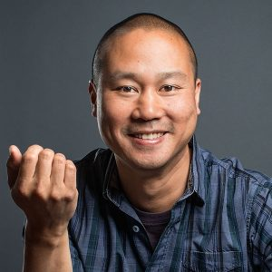 Happiness Speaker Tony Hsieh