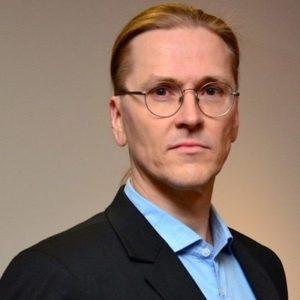 Cybersecurity Speaker Mikko Hypponen