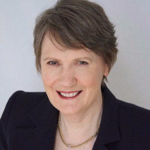 Political Speaker Helen Clark