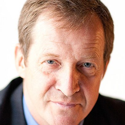 Political Speaker Alastair Campbell