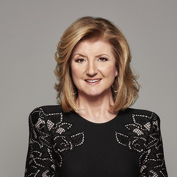 Business Speaker Arianna Huffington
