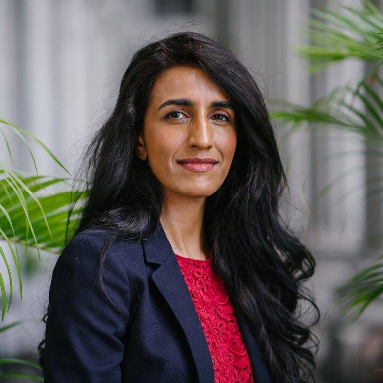 AI Speaker Ayesha Khanna