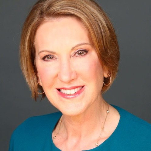 Leadership Speaker Carly Fiorina