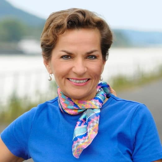 Sustainability Speaker Christiana Figueres