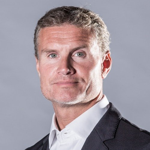 Sports Speaker David Coulthard