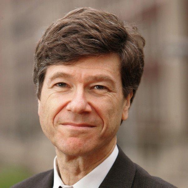 Economics Speaker Jeffrey D Sachs