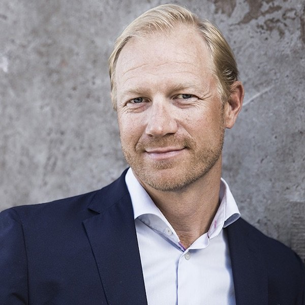 Digital Transformation Speaker Jonas Kjellberg