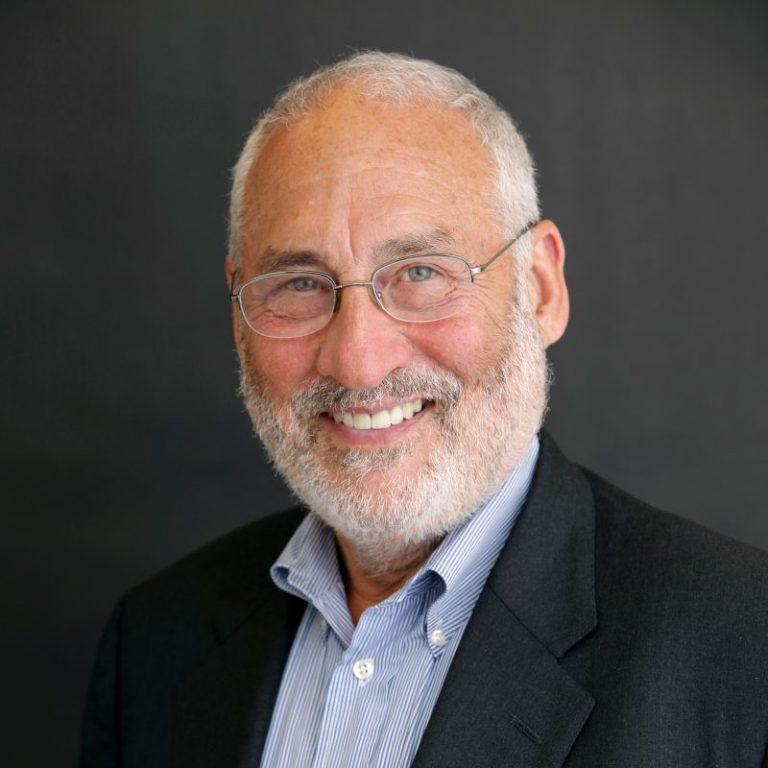 Economy Speaker Joseph Stiglitz