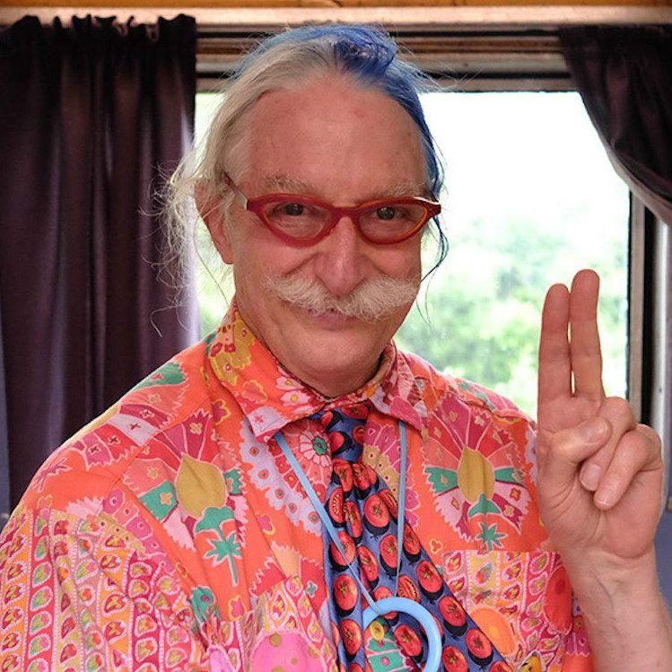 Happiness Speaker Patch Adams