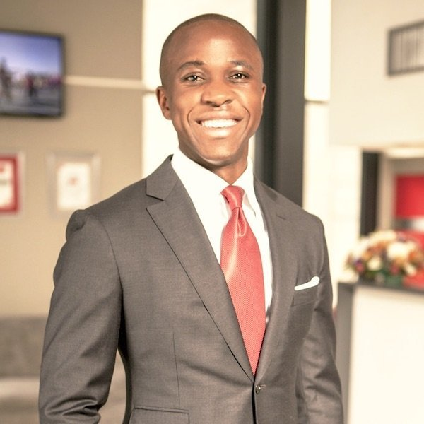 Innovation Speaker Siyabulela Xuza