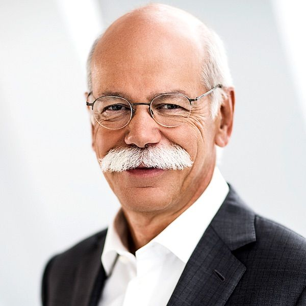 Innovation Speaker Dr. Dieter Zetsche