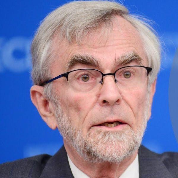 Economics Speaker Frederic Jenny