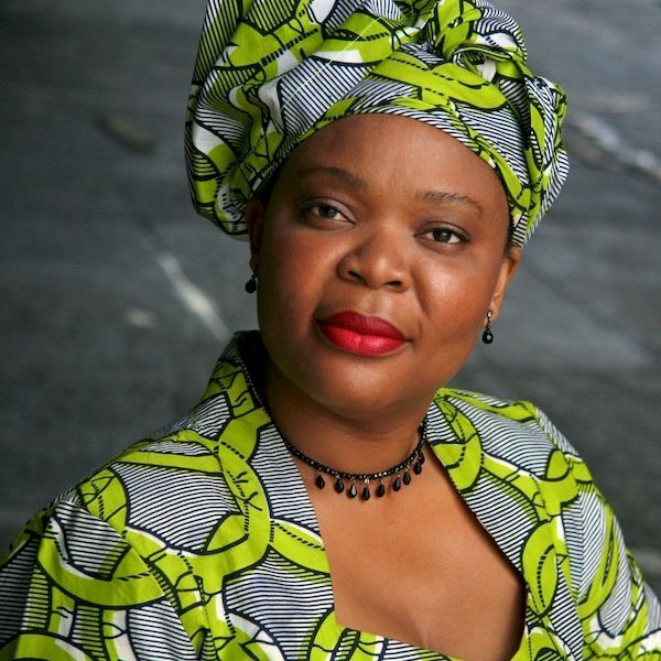 Human Rights Speaker Leymah Gbowee