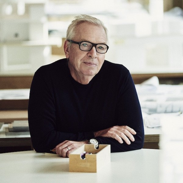 Architecture Speaker David Chipperfield