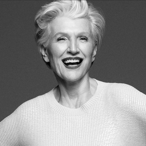 Motivational Speaker Maye Musk