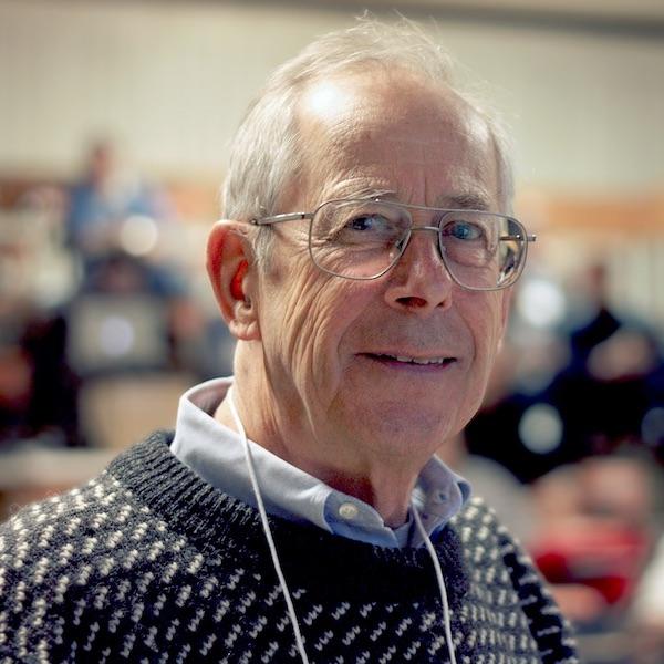 Nobel Prize Speaker James Peebles